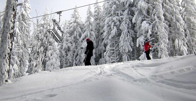 Carnevale di Neve, in arrivo Gelo e Nevicate fino in Pianura