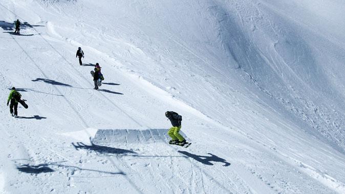 snowboard divertimento