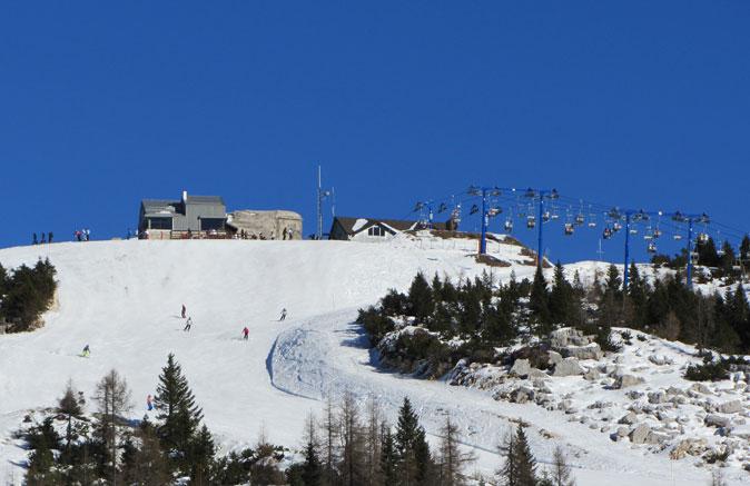 Si continua a sciare sull'Altopiano di Asiago, impianti aperti fino a Maggio