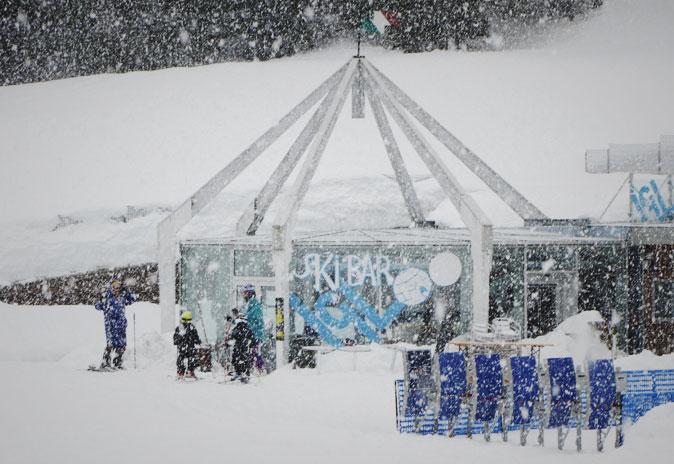 Ritorna la Neve su Alpi ed Appennini, piste aperte in molte località