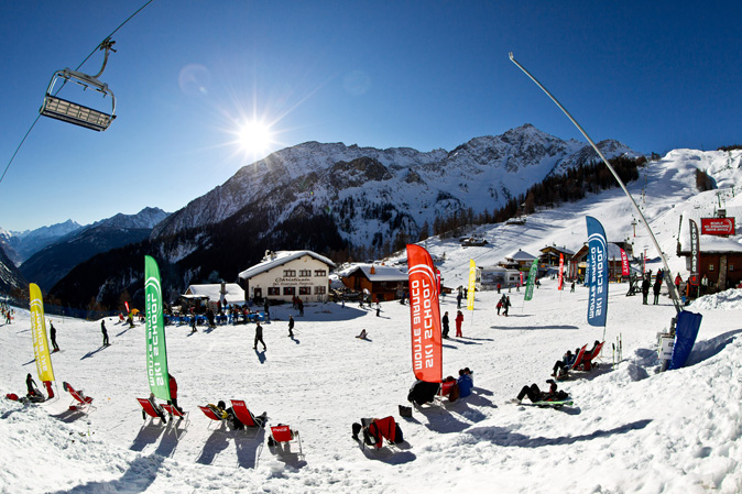 Date chiusura impianti sciistici in Valle d'Aosta