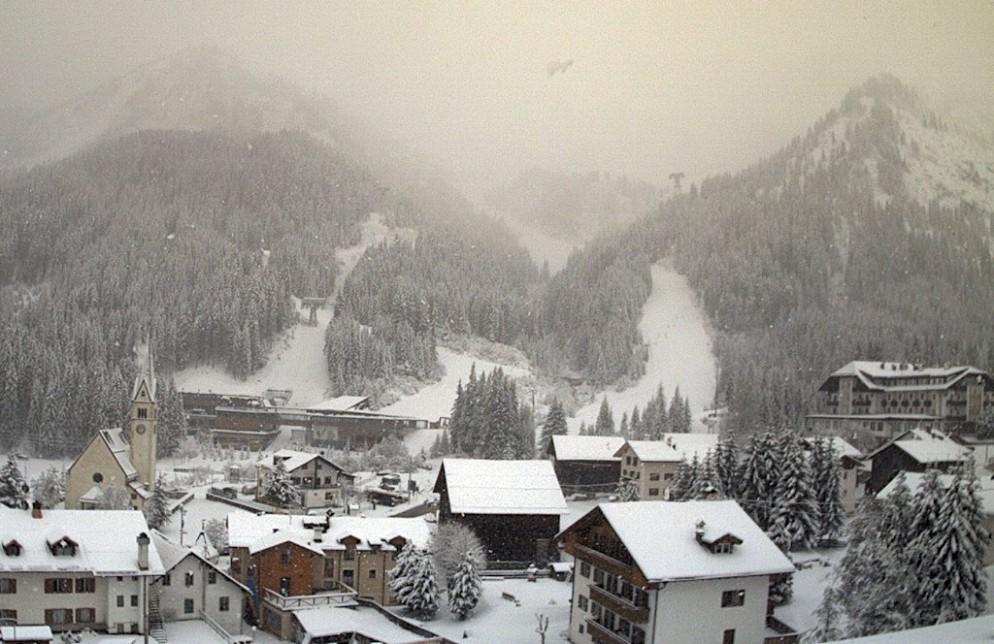 Neve a 1000 metri in pieno Maggio, fino a 50cm sulle Dolomiti