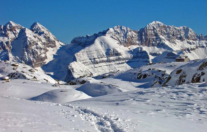 Maggio Invernale: in arrivo Neve a 1000 metri su Alpi ed Appennini