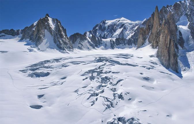 Neve in arrivo per i Ghiacciai, possibili nevicate anche a quota 2500m