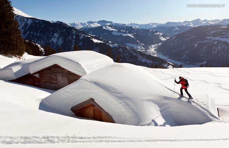 Previsioni inverno 2013/14, inizia il TOTO-NEVE
