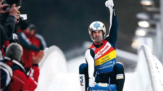 Zoeggeler scelto come portabandiera dell'Italia a Sochi 2014