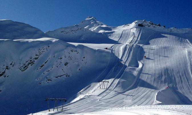 Apertura impianti sciistici, dal 19 ottobre si torna a sciare sul Presena