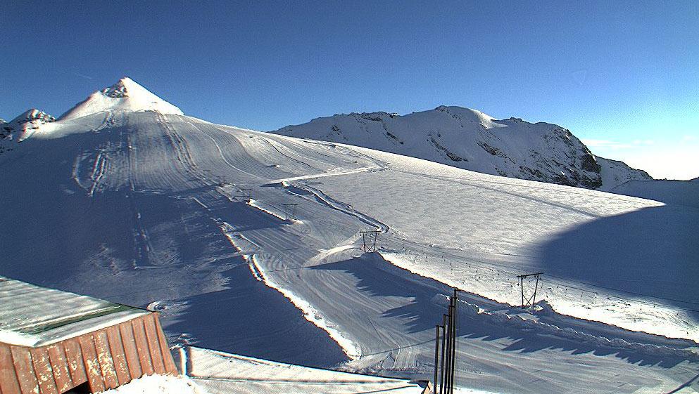 Ultime sciate a Passo Stelvio, impianti aperti fino a domenica 3 Novembre