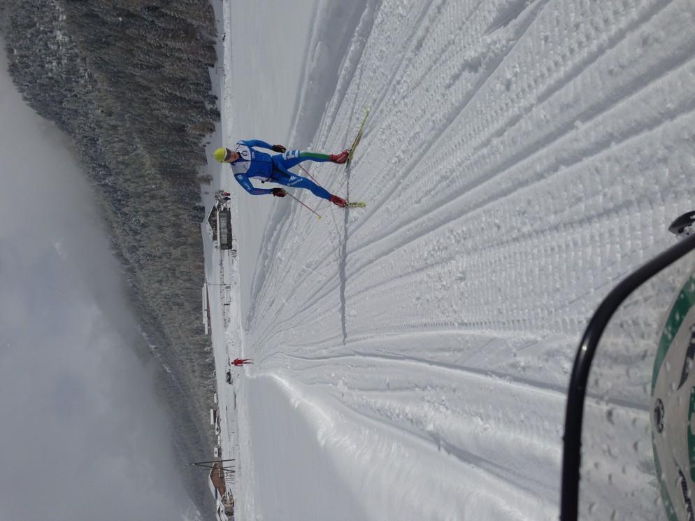 55cm di neve, e Livigno apre le prime piste per lo sci di Fondo
