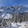 Neve in arrivo a 1000 metri, fino a 50cm di fresca ad alta quota