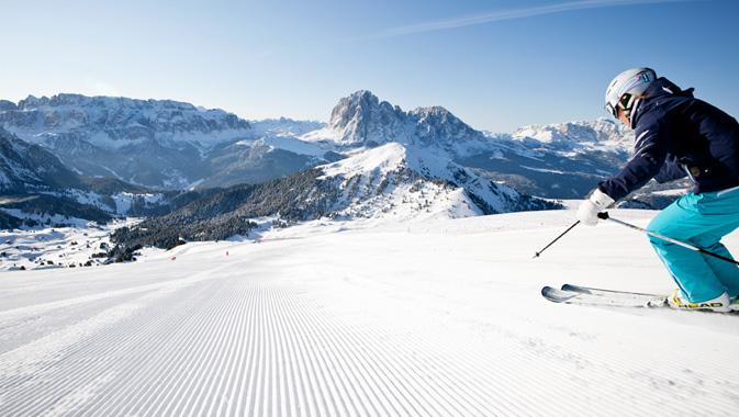 Dal 23 novembre si torna a sciare sulle piste del Dolomiti Superski