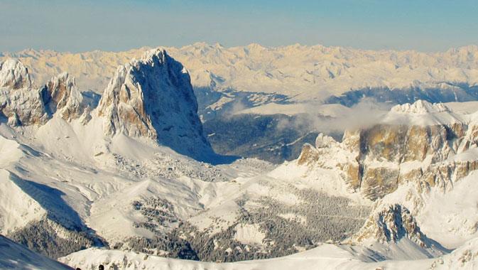 Fino a 1 metro di Neve sulle Alpi, in arrivo temperature Polari!