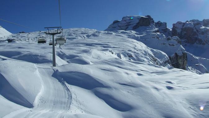 Mega apertura impianti in Trentino, piste aperte da sabato 30 novembre