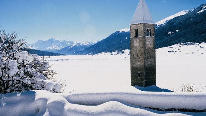 In arrivo Neve a bassa quota sulle Alpi, fiocchi a 700m in Valle d'Aosta