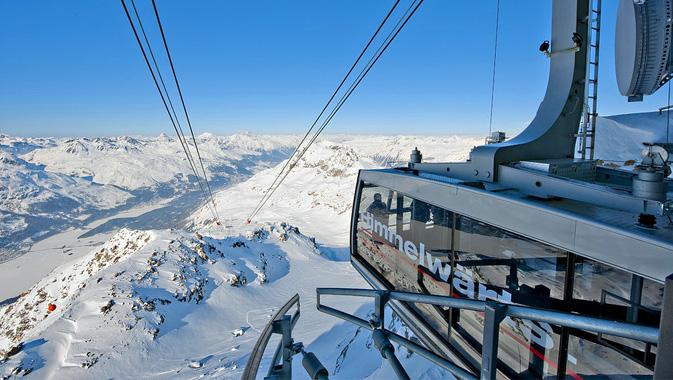 Rinviata l'apertura impianti per il Corvatsch, si torna a sciare il 23 novembre