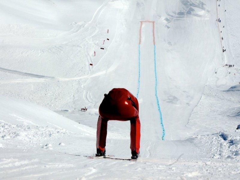 Simone Origone: 251,4km/h sugli Sci, a Skipass ci racconta il suo Record del Mondo