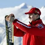 Piccoli miglioramenti per Schumacher dopo il secondo intervento chirurgico