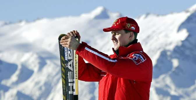 Piste da Sci Michael Schumacher