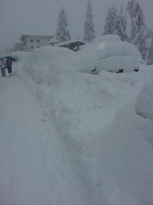 Madonna di campiglio sotto la neve - foto di Corrado Panziera