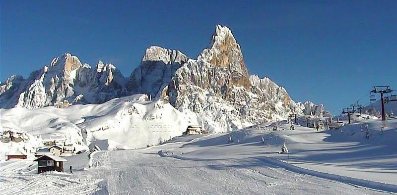 Forte Pericolo Valanghe: vietato il Fuoripista sulle Dolomiti