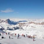 Dolomiti: Sella Ronda aperto da sabato 7 dicembre