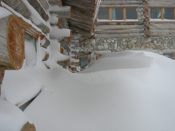 Nevicata 26 dicembre Santa Caterina Valfurva