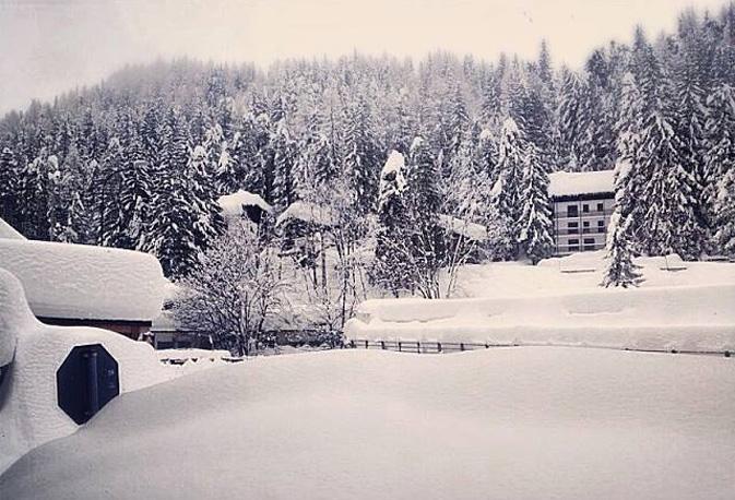 Fino a 4 metri di Neve sulle Alpi, nevicate da record!