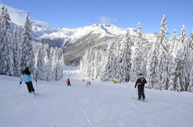 neve abbondante madonna di campiglio