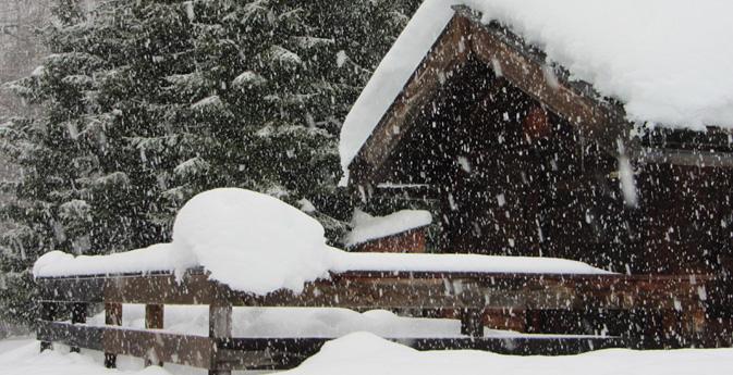 50cm di neve fresca sulle Alpi, da giovedì ancora Neve