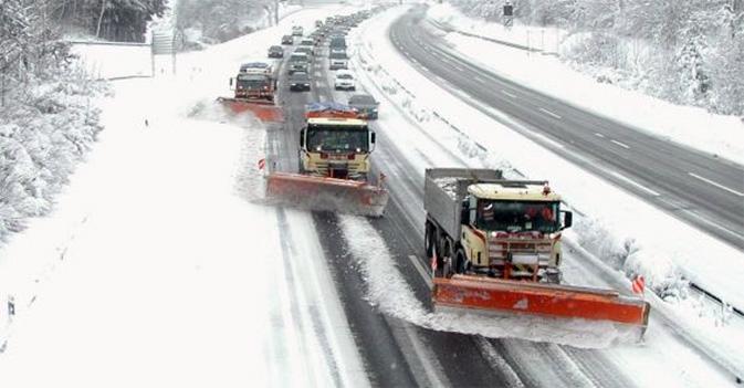 In arrivo la prima Neve in Pianura sul nord Italia