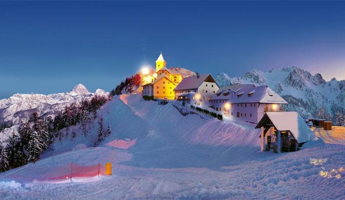Lussarissimo 2014, sci alpinismo, ciaspole e slalom sulle nevi di Tarvisio