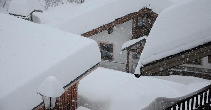 234+ Foto delle incredibili Nevicate da Record – inverno 2014
