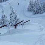 reti protezione piste sepolte dalla neve