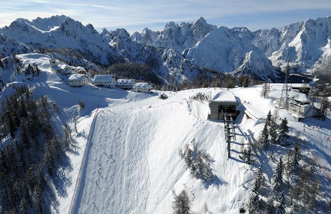 sciare gratis friuli venezia giulia