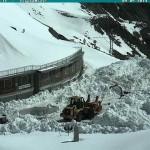 Sgombero neve Passo Stelvio - maggio 2014