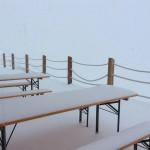 Neve in estate al Rifugio Mantova - Monterosa