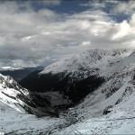 Funivia Solda - neve fino in paese a 1900m