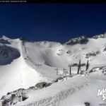 Neve estiva sul Ghiacciaio Presena 2700-3000m