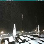 Nevicata estate stelvio