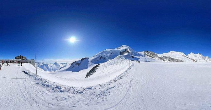 sciare svizzera ponte 1 novembre