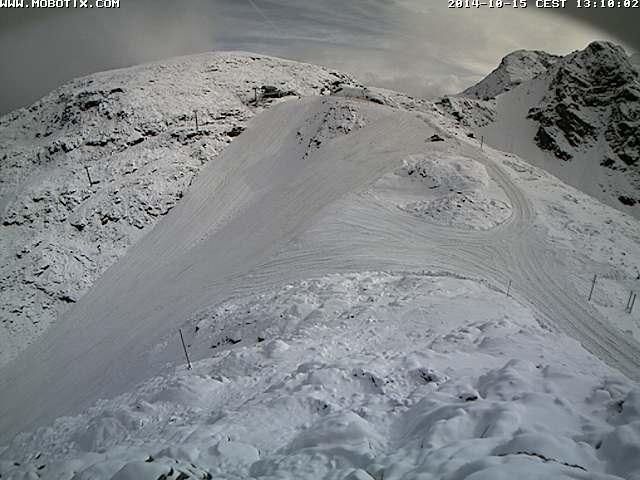 apertura piste sci ghiacciaio diavolezza