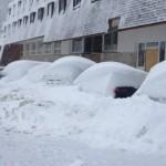 super nevicata alpi pitztal