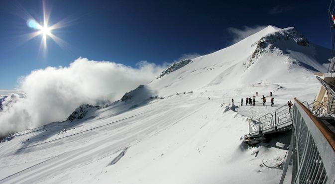 Apertura impianti sciistici: stagione iniziata anche a Tignes e Kitzsteinhorn