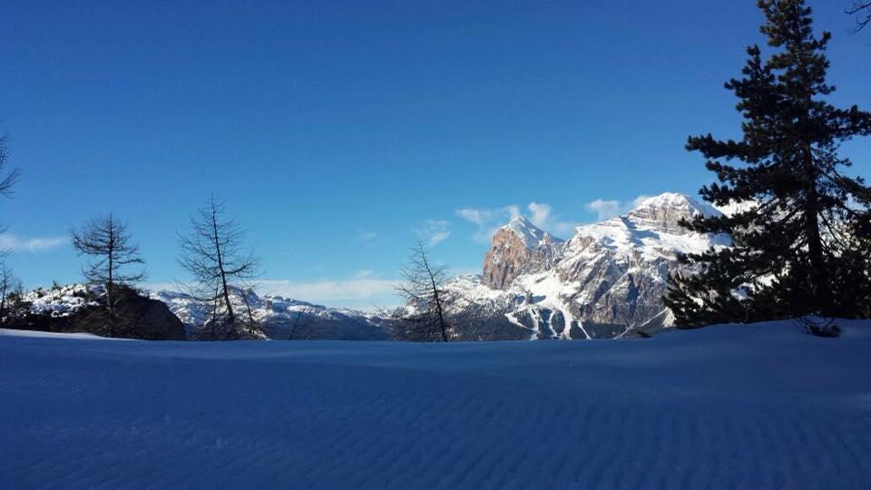 Prima apertura impianti sulle Dolomiti, si torna a sciare sulle piste Faloria-Cortina