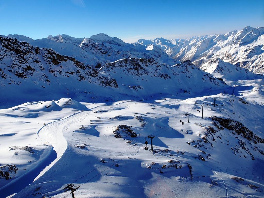 Nuove aperture impianti sciistici sul Monterosa Ski, skipass a 31€