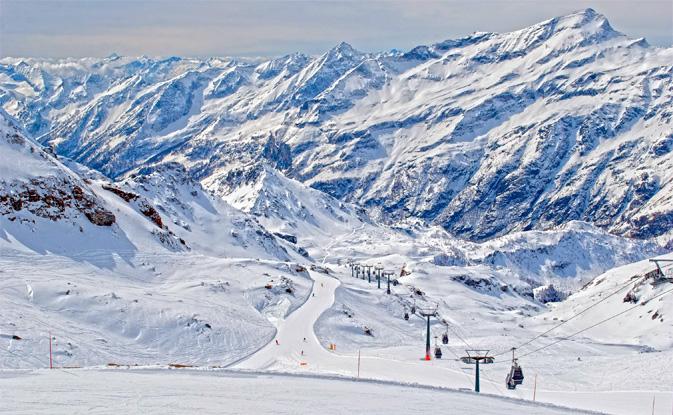 Apertura anticipata sul Monterosa Ski, impianti sciistici aperti già sabato 22 novembre
