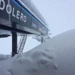 neve nuova seggiovia