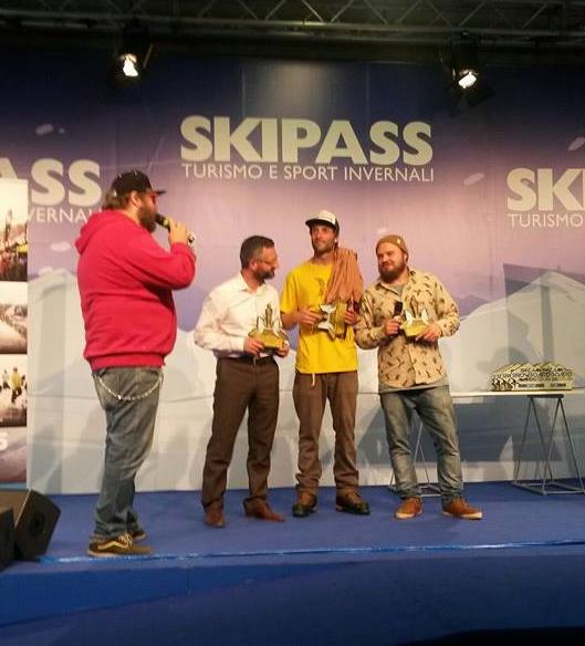 premiazione alpe di siusi skipass modena 2014