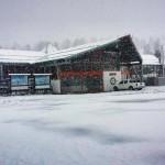 Nevica su Alpi ed Appennini, quota neve verso i 1000m