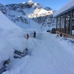 sgombero neve partenza impianti